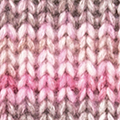 Cotton Merino Craft 207 - Rosé-Brun fauve-Rose clair