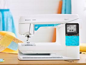 huqvarna opal 670 generation textile. Black Bedroom Furniture Sets. Home Design Ideas
