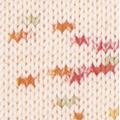 Sonajero 206 - Orange-Vert-Jaune-Corail