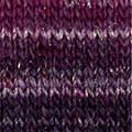 Azteca Fine Lux 404 - Rouge-Grenat-Noir