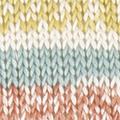 Meditarrenea 307 - Jaune citron-Corail-Bleu d'eau