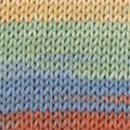Menfis Color 114 - Beige-Bleu vert-Rouge