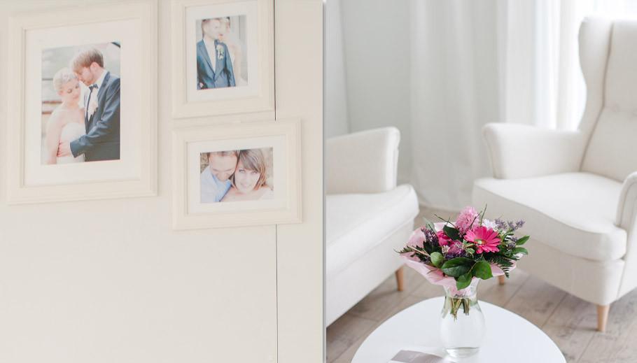 Fotograf Bremen, Fotograf national, Sabine Lange, Hochzeitsfotograf, Atelier, Holzanbau, Maik Hogeback, Design Holzanbau, Biene-Photoart