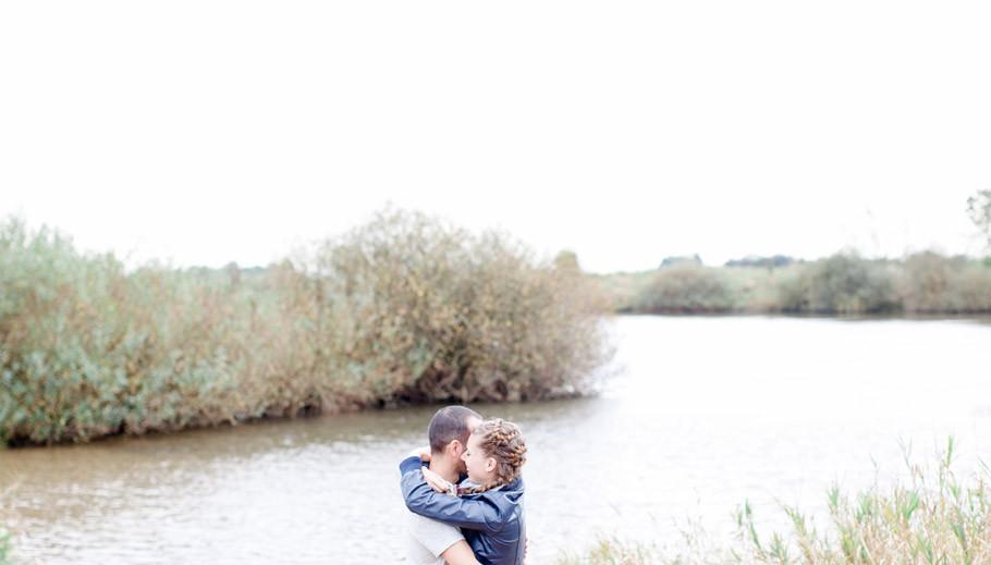Hochzeit, Wedding, Fotograf, photograph, Braut, bride, Bräutigam, groom, Fotograf Bremen, Fotograf Stuhr, Hochzeit am Strand, Weser, Achim, Sabine Lange, Biene-Photoart