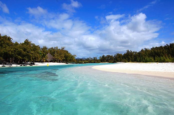 Heiraten auf einere Insel