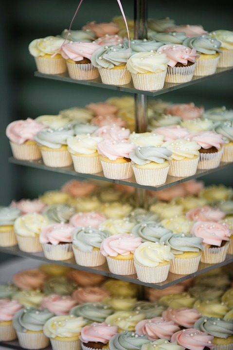 Cup Cakes in Perfektion