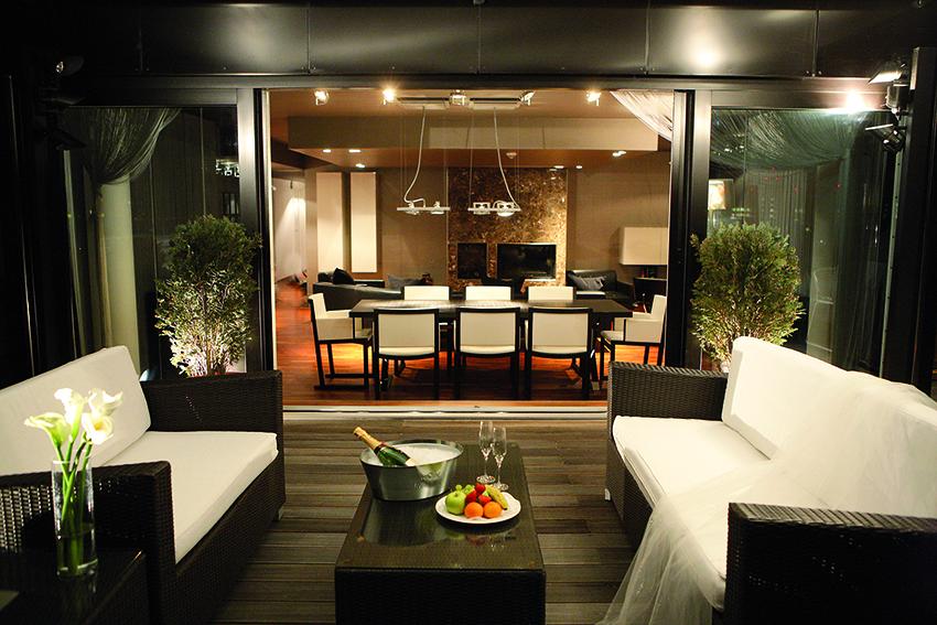 Penthouse-Suite - © Holiday Inn & Congress Center Villach