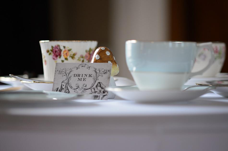 Whimsical Hochzeit - Geschirr