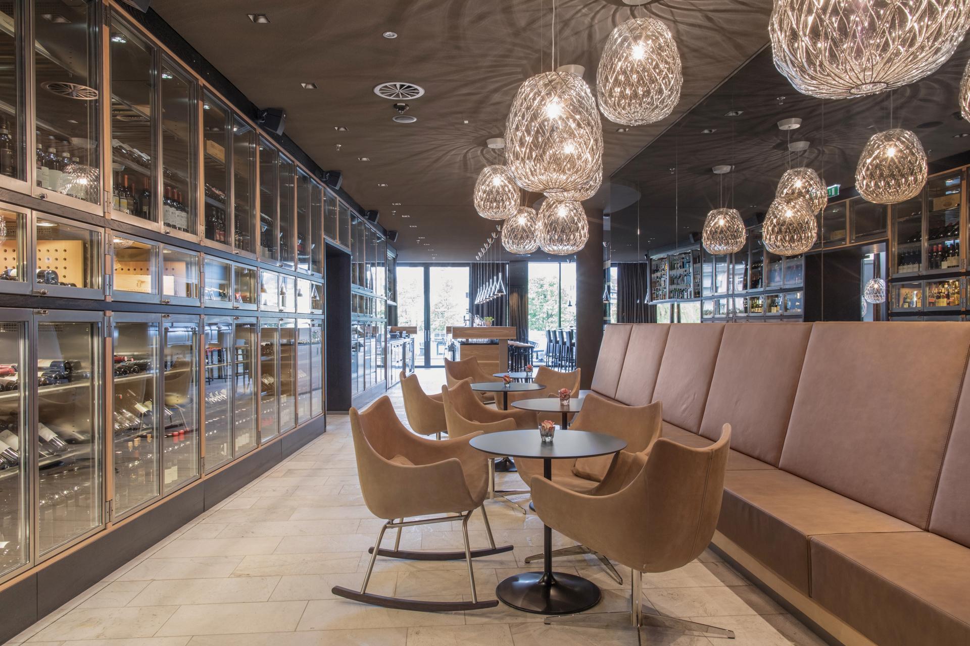 Die Lagana Bar © Holiday Inn & Congress Center Villach