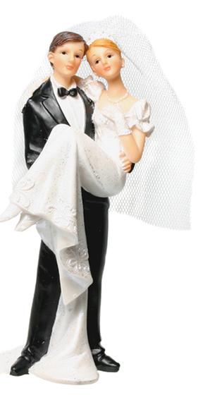 Braut auf Händen tragen