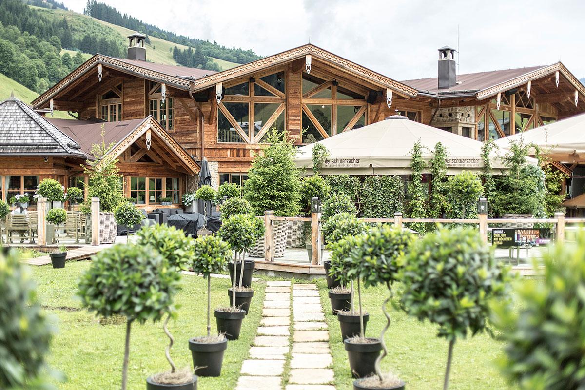 Hochzeitslocation Der Schwarzacher - Saalbach Hinterglemm