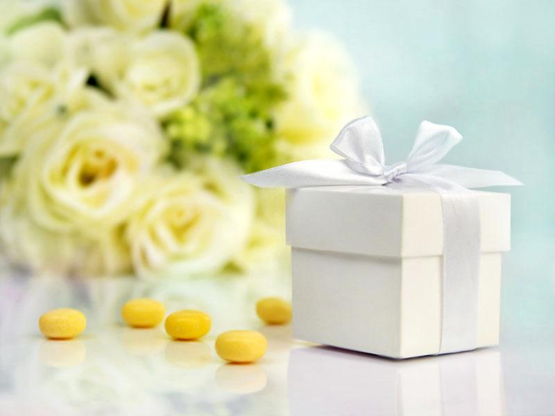 Giveawaybox Weiß