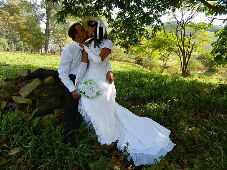 Brautpaarfotos als bleibende Erinnerung