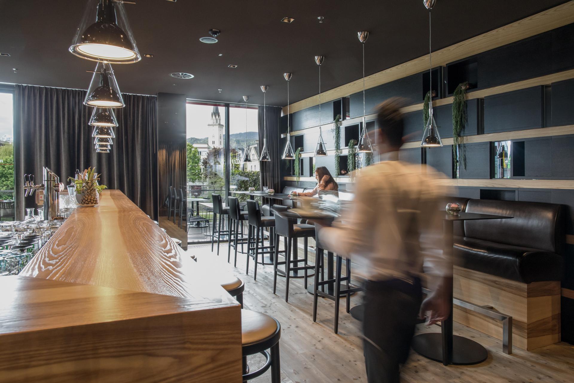 Lagana Bar - © Holiday Inn & Congress Center Villach