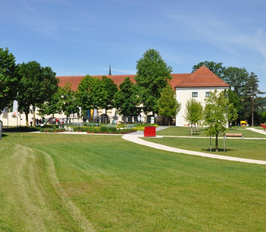 Schlosspark Musica Kremsmünster