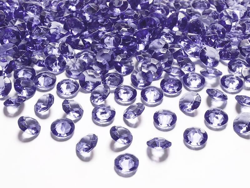 Elegante Dekoelemente in Ultra Violet