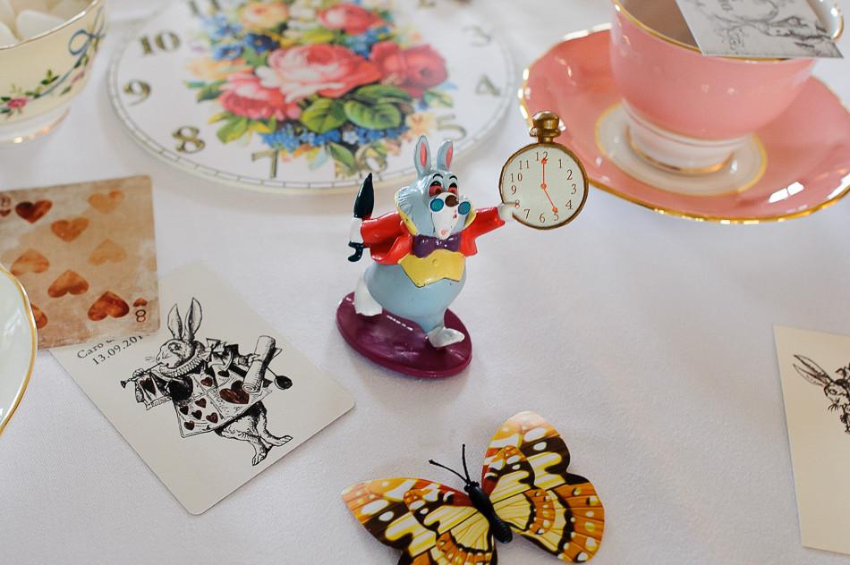 Whimsical Hochzeit - Hochzeitstafel