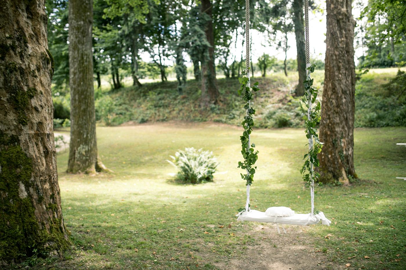 Traumhafte Kulisse für Hochzeitsfotos - Schloss Ernegg - © Constatin Witt-Dörring