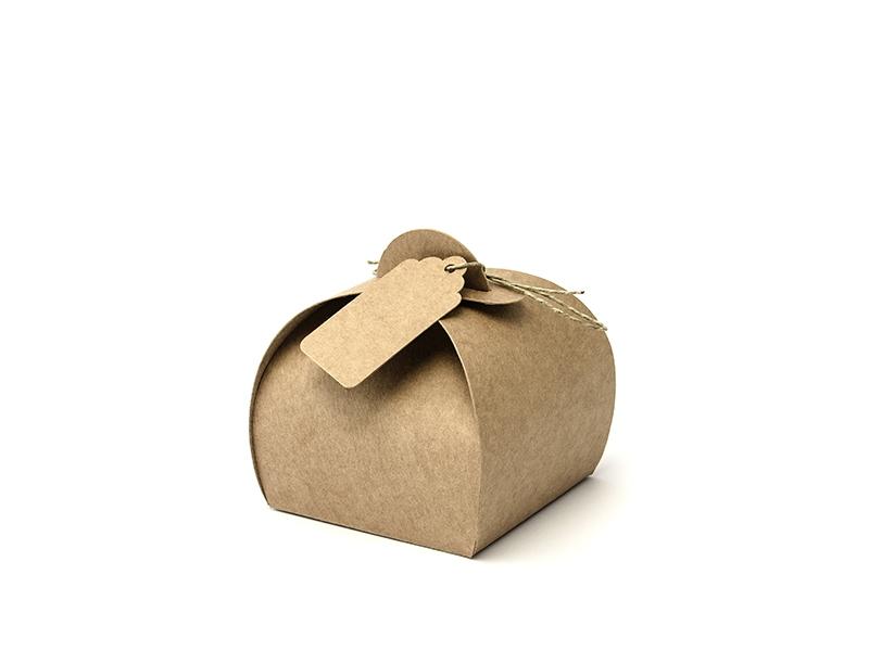 Gastgeschenkbox Rustikal