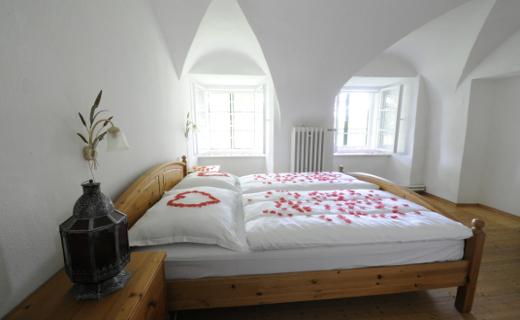 Refugium - Schlafzimmer