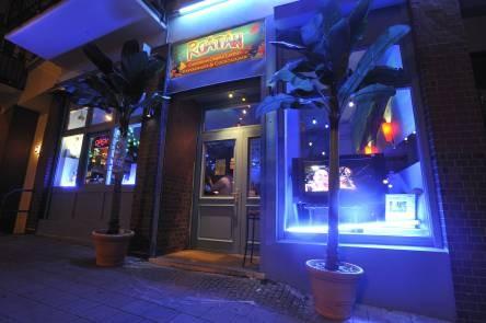 Restaurant Roatan - karibisches Restaurant - Fischmarkt 4 - Hamburg St. Pauli