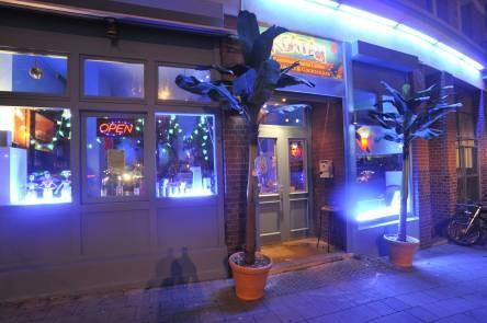 Karibisches Restaurant Roatan - Fischmarkt 4 - Hamburg St. Pauli