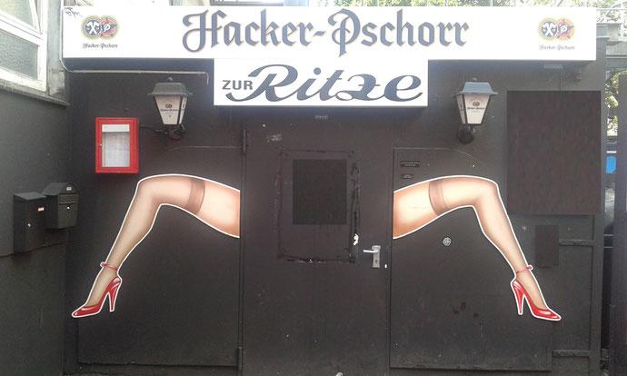 Reeperbahn Tour – Boxerkneipe Zur Ritze Hamburg St. Pauli