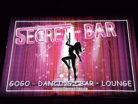 SECRET-BAR - Herbertstraße 11 Hamburg St. Pauli
