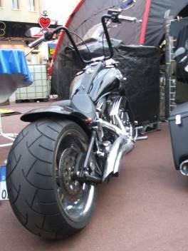 Impressionen von den Harley Days 2011 - Spielbudenplatz Hamburg St. Pauli