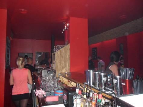 Ehemalige Napalm Beach Cocktailbar und Club Hamburg St. Pauli
