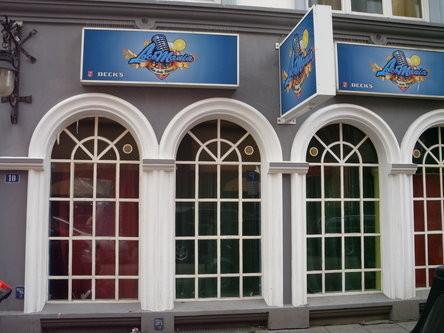 Ehemaliges Locomania - südamerikanische Bar - Talstrasse 10 - Hamburg St.Pauli