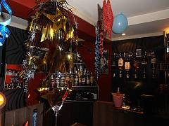 Silvester 2011 in der ehemaligen Doemnicas Lounge Hamburg St. Pauli - Herbertstraße