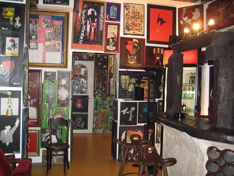 EROTIC ART MUSEUM in der Bernhard Nocht Straße 79 in Hamburg auf St. Pauli