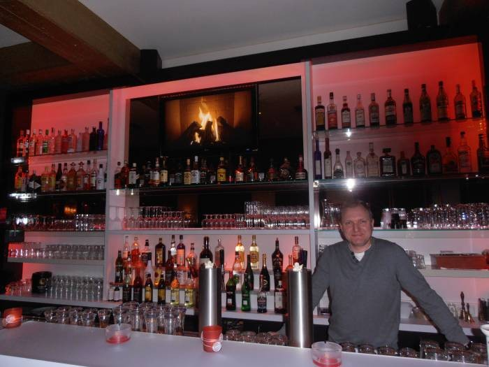 24 CARAT BAR - LOUNGE - CAFE - COCKTAIL-BAR - Reeperbahn 131 in HAMBURG auf St.PAULI