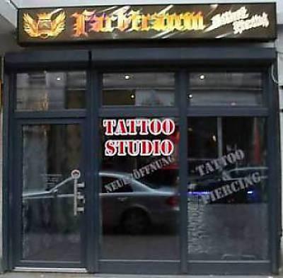 Ehemaliges Farbtraum Tattoo Studio Hamburg St. Pauli, Talstraße 25