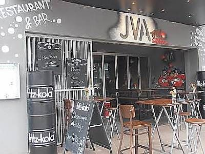 """Ehemalige """"JVA"""" Jedermanns Verpflegungsanstalt an der Reeperbahn 7 in Hamburg St. Pauli"""