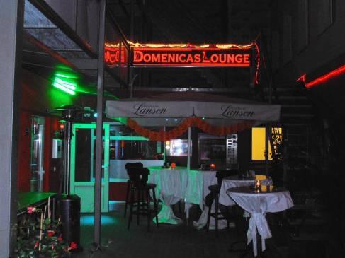 Bilder der ehemaligen Domenicas Lounge - Herbertstrasse 11 - Hamburg St.Pauli