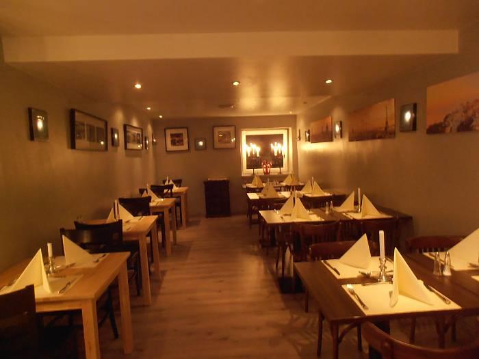 Ehemaliges italienisches Restaurant VINCENDO in Hamburg St. Pauli