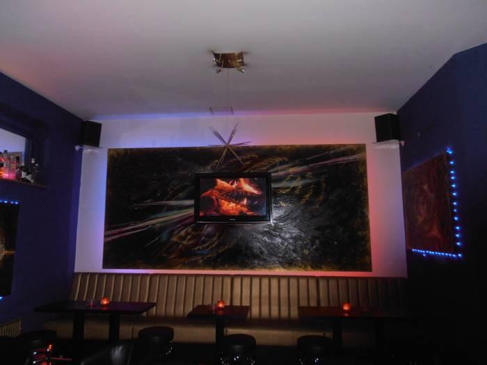 24 CARAT BAR - LOUNGE - CAFE - COCKTAIL-BAR - Reeperbahn 131 in HAMBURG auf St.PAULI