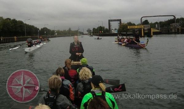 KanalLeben 8/2014 - auf dem Rhein-Herne-Kanal