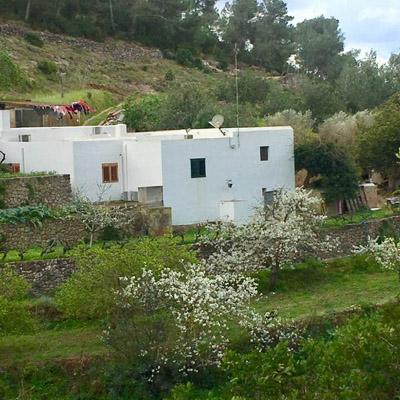 Santa Agnes im Herzen Ibizas