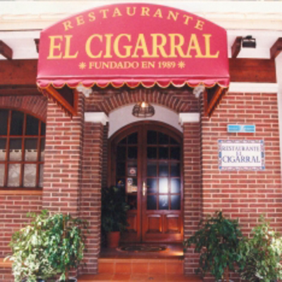 Restaurant El Cigarral in Ibiza-Stadt