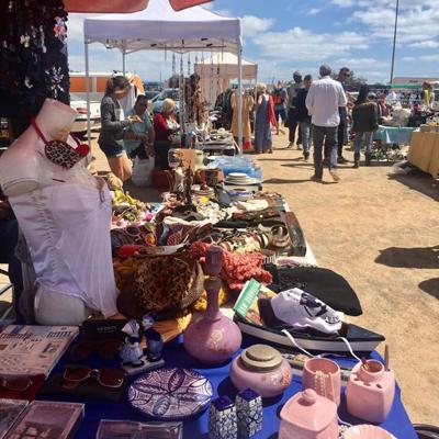 Ibiza samstags grosser Trödelmarkt