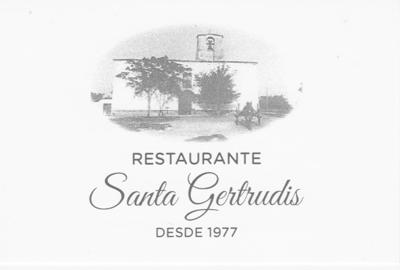 Restaurant Santa Gertrudis auf Ibiza