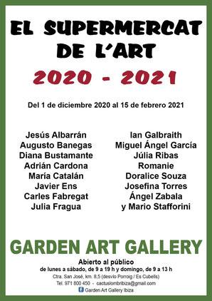 Ibiza Kunst-Supermarkt bis 15.2.2021