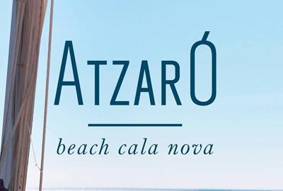 Atzaro Beach Restaurant Cala Nova