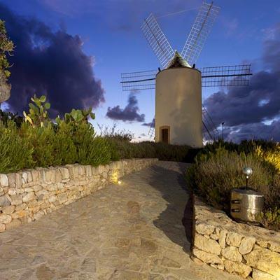 Sa Punta de Moli auf Ibiza