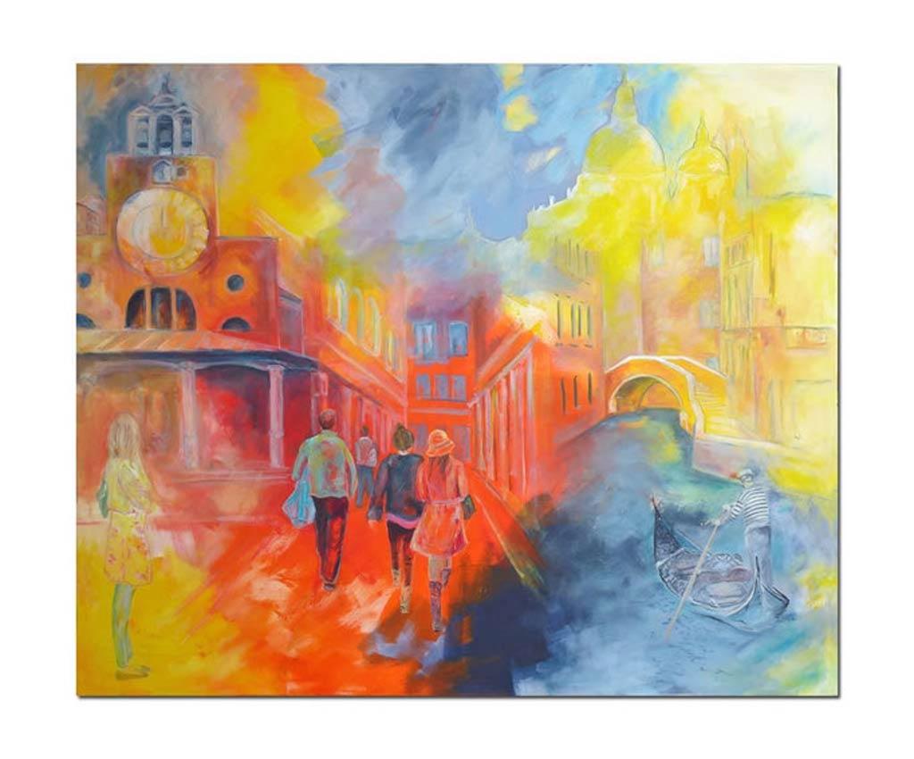Venedig - Komposition