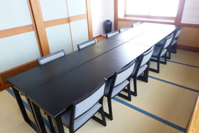 5〜10人様用個室椅子席