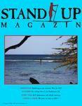 Erste Ausgabe des Stand Up Magazins